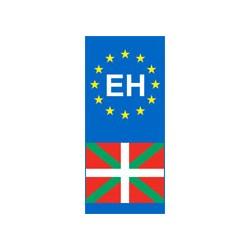 Pays Basque europe etoile -...